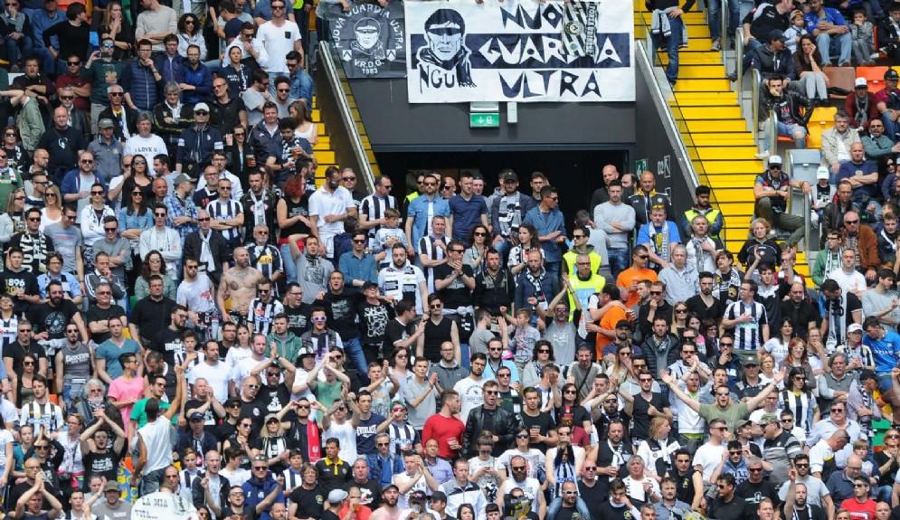 La sfida tra Udinese e Atalanta finisce 1 a 1 (© Diario di Udine)