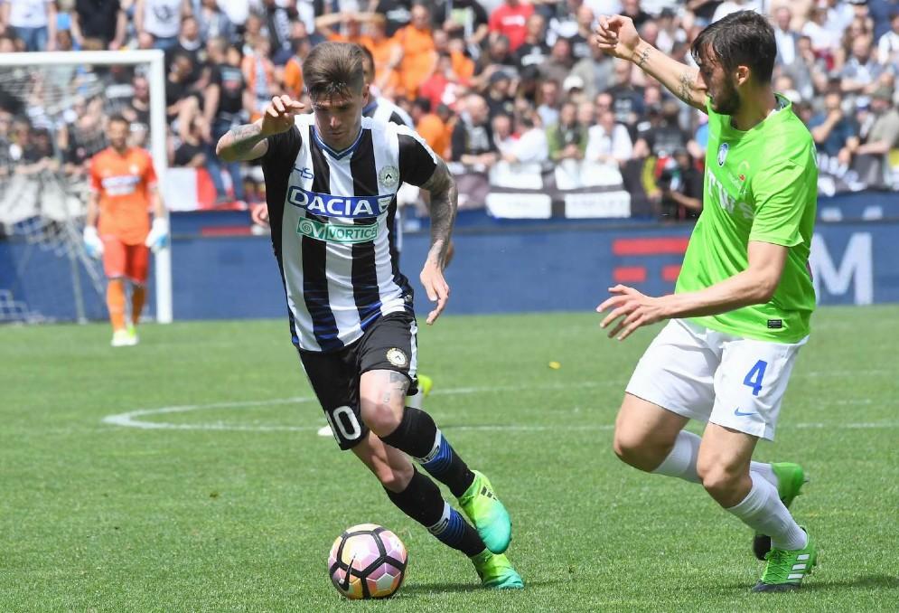 La sfida tra Udinese e Atalanta finisce 1 a 1