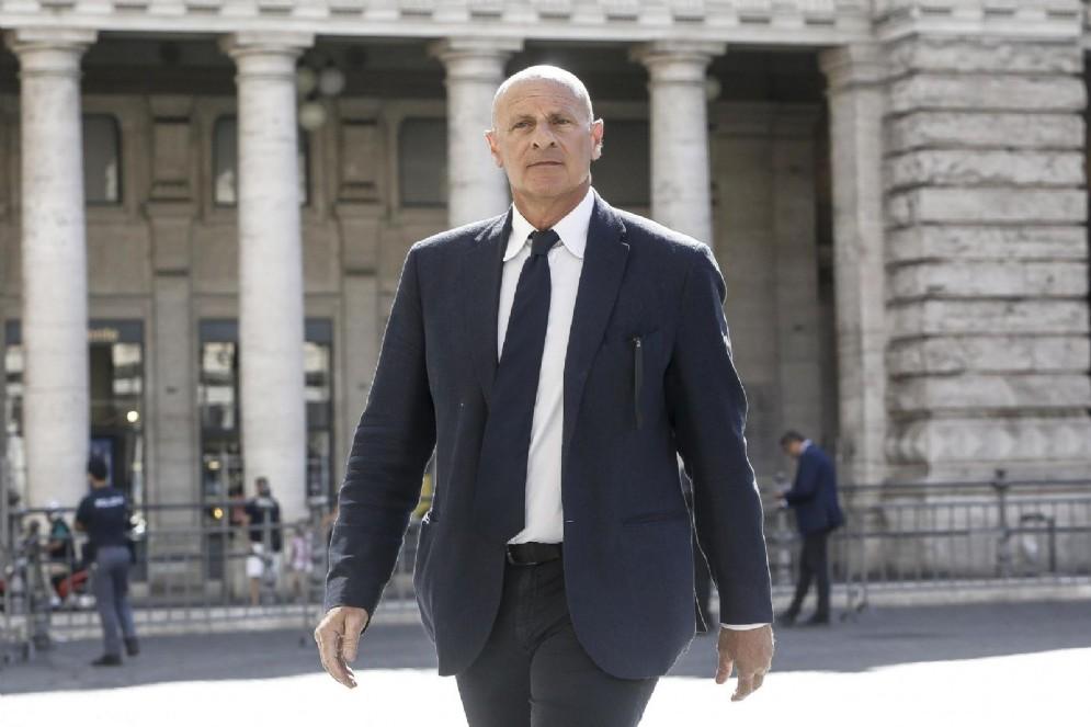 Il capogruppo di Fratelli d'Italia-Alleanza nazionale alla Camera dei deputati Fabio Rampelli