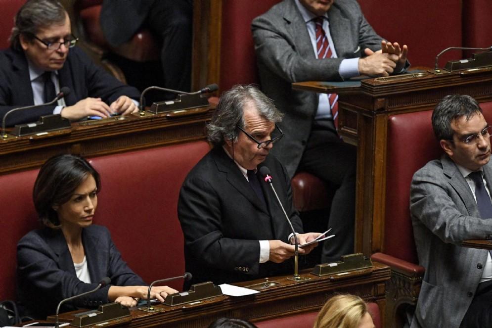 Il capogruppo di Forza Italia alla Camera, Renato Brunetta