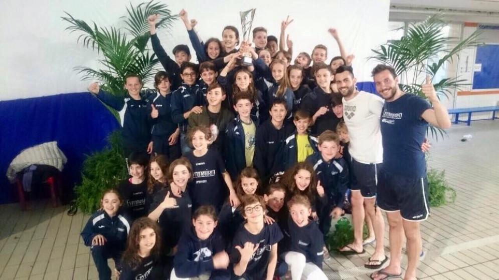 """Gymnasium Friulovest Banca vince il trofeo """"Città di Como"""""""