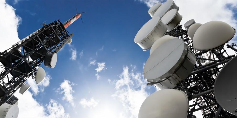 La zona è da tempo 'sede' di queste antenne perché è una delle migliori aree, in Friuli, per ritrasmettere i segnali