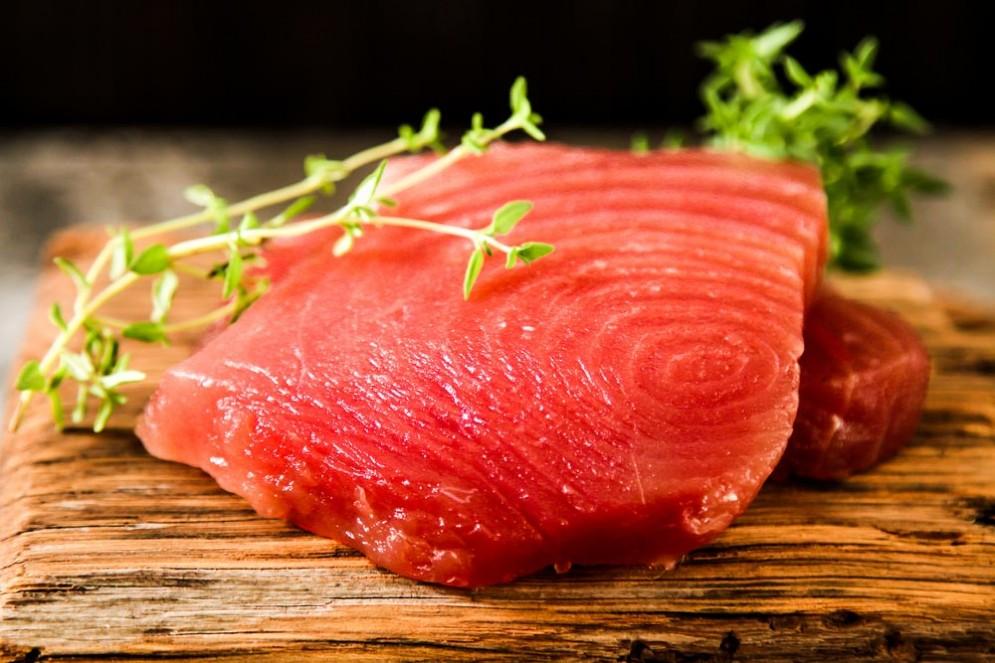 Attenzione al tonno fresco contaminato