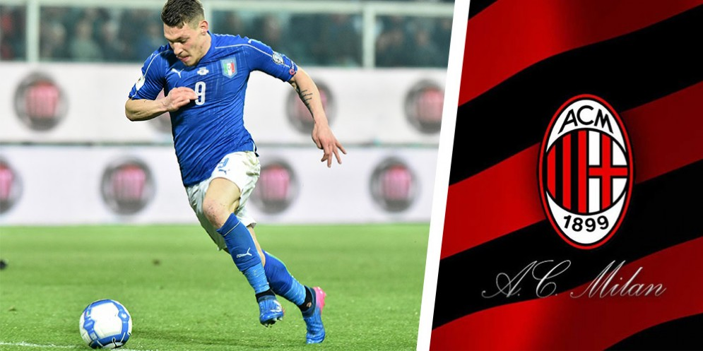 Il centravanti del Torino e della Nazionale Belotti