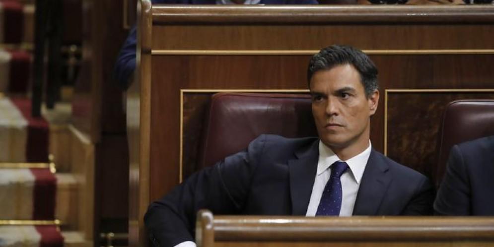 Pedro Sanchez, 45enne, ex grande speranza del Psoe del dopo-Zapatero