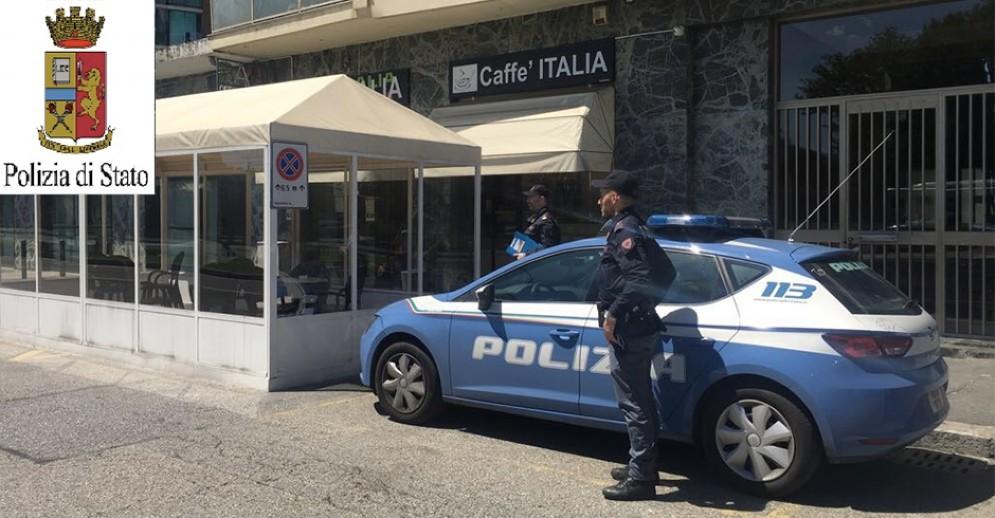 Tentato omicidio in via Sansovino