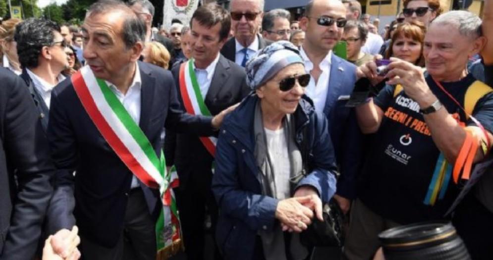 Marcia migranti, Bonino: «Decreto Minniti crea pesante discriminazione. Integrazione crea sicurezza»