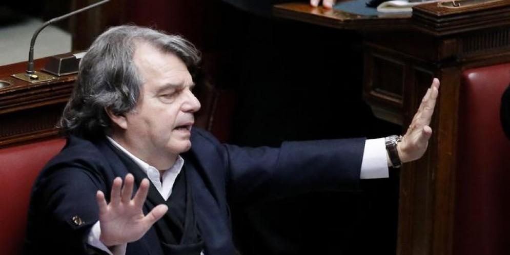 Renato Brunetta, capogruppo di Forza Italia alla Camera