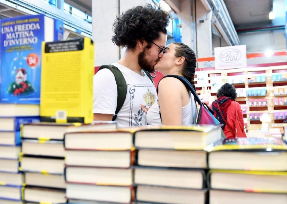 Salone del Libro 2017 (© ANSA)