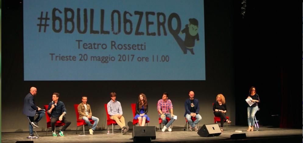 La presentazione dell'iniziativa #6bullo6zero
