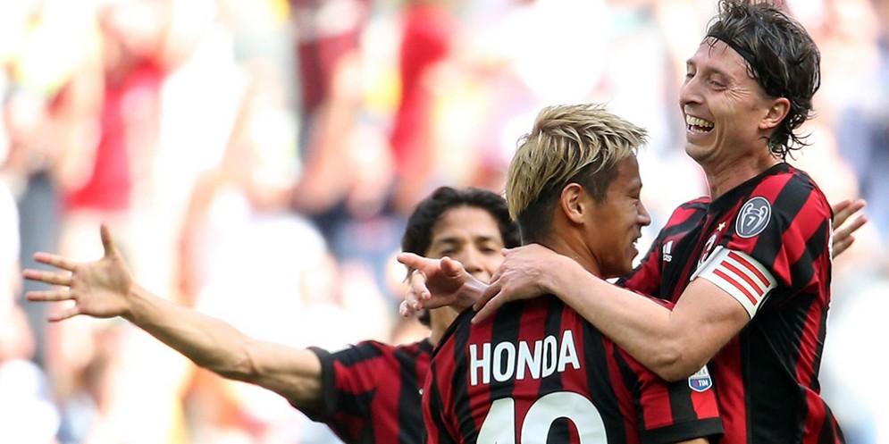 Il Milan 2016-2017 ha raggiunto la qualificazione in Europa League
