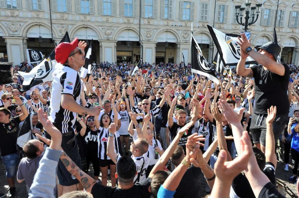 Per la Juventus è il sesto scudetto consecutivo
