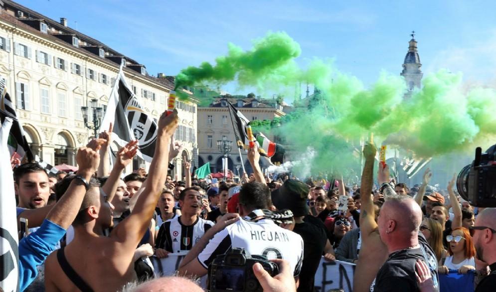Higuain il capocannoniere della squadra di Massimiliano Allegri
