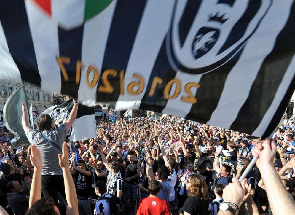 La Juventus in questa stagione ha già vinto scudetto e Coppa Italia