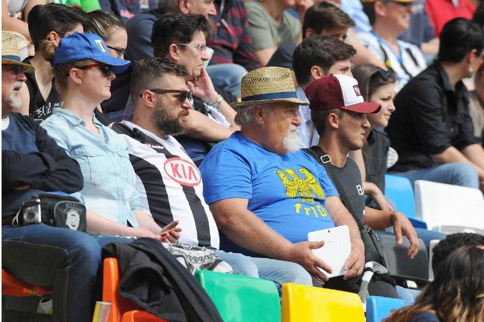 Tra Udinese e Sampdoria finisce 1 a 1 (© Diario d Udine)