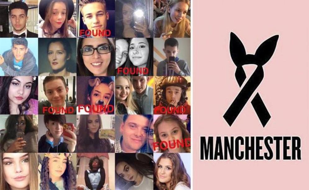 Il terrore di bambini e genitori dopo la bomba alla Manchester Arena