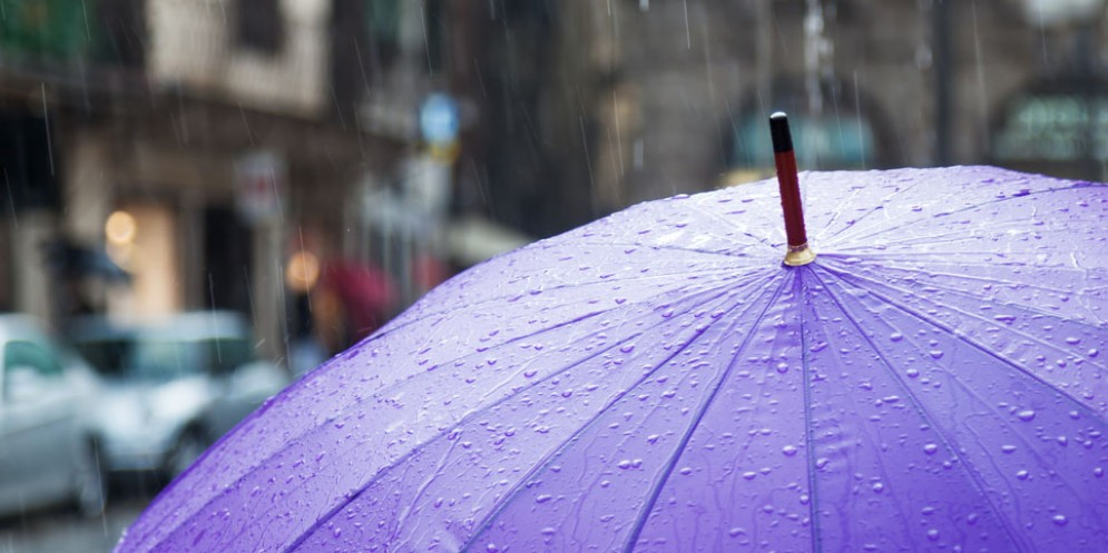 Allerta meteo per mercoledì: possibili temporali forti e dissesti idrogeologici