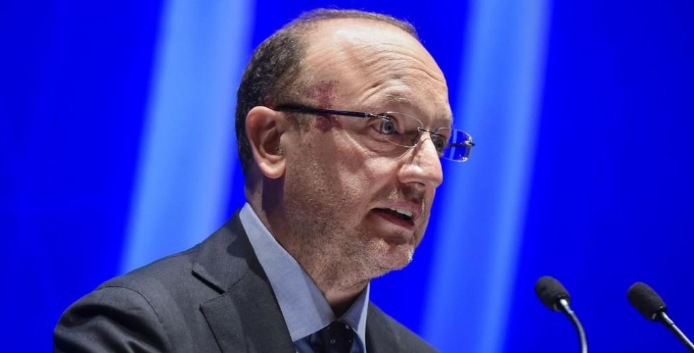 Il presidente di Confindustria, Vincenzo Boccia.