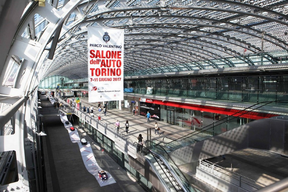 Porta Susa celebra la terza edizione del Salone dell'Auto