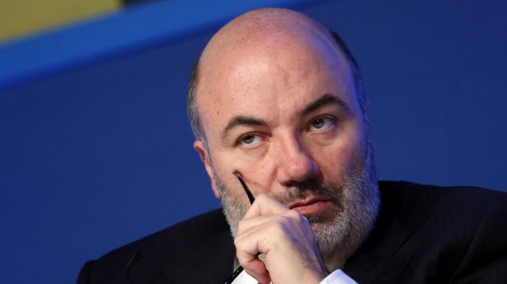 L'amministratore delegato di Bpvi e Veneto Banca, Fabrizio Viola.