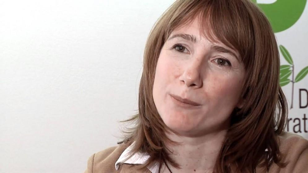 Antonella Grim, segretaria del Pd