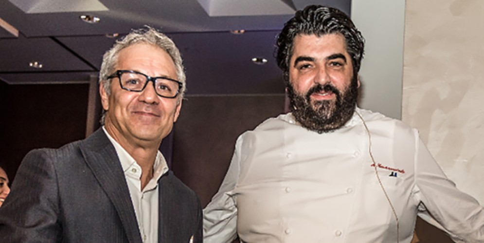 Flavio Cabrini è uno dei principale attori nella creazione di aziende affermate ed è stato promotore e relatore di due eventi di enorme successo in collaborazione con Antonio Cannavacciulo