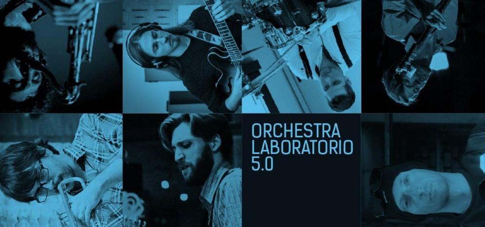 il concerto dell'ORCHESTRA LABORATORIO 5.0