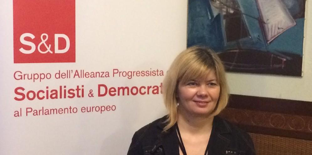 Isabella De Monte, europarlamentare del Pd