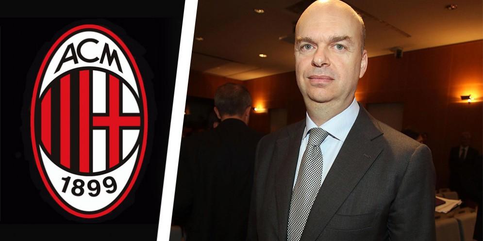 Marco Fassone, amministratore delegato del Milan