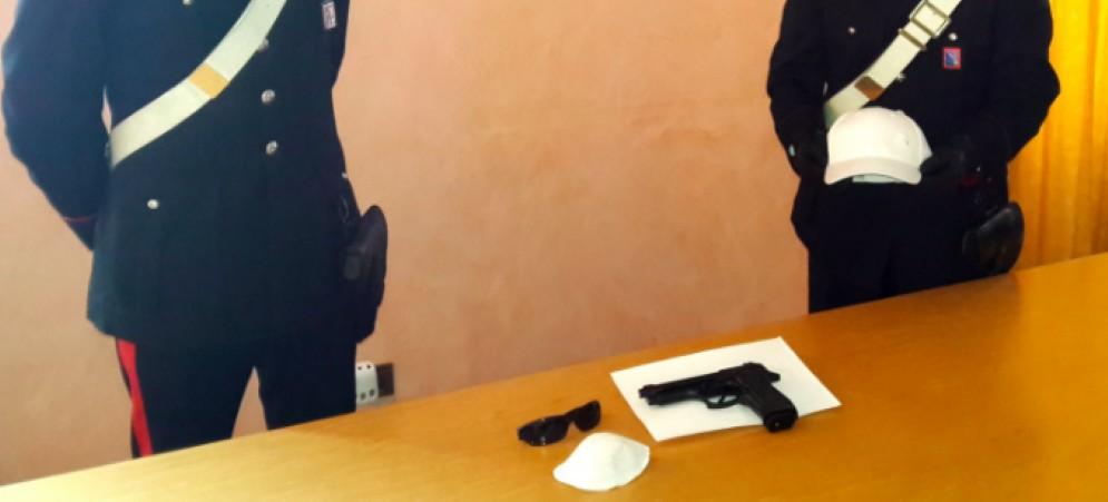 I Carabinieri del Nucleo Radiomobile di Trieste e delle Stazioni di Scorcola e via dell'Istria