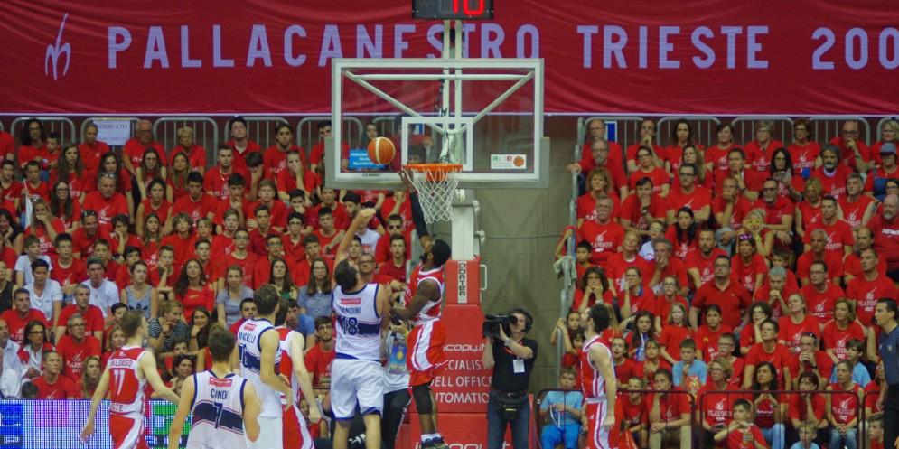 Fortitudo battuta ancora: Trieste si porta sul 2 a 0