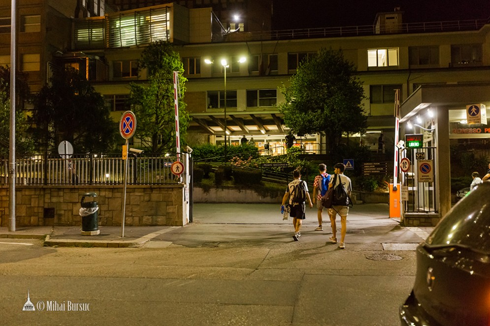 Ospedali pieni per tutta la notte a Torino e provincia