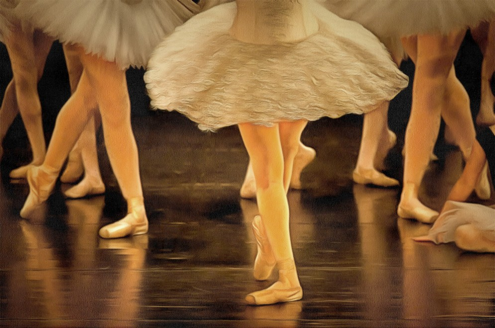 Danza al Teatro Nuovo Giovanni da Udine