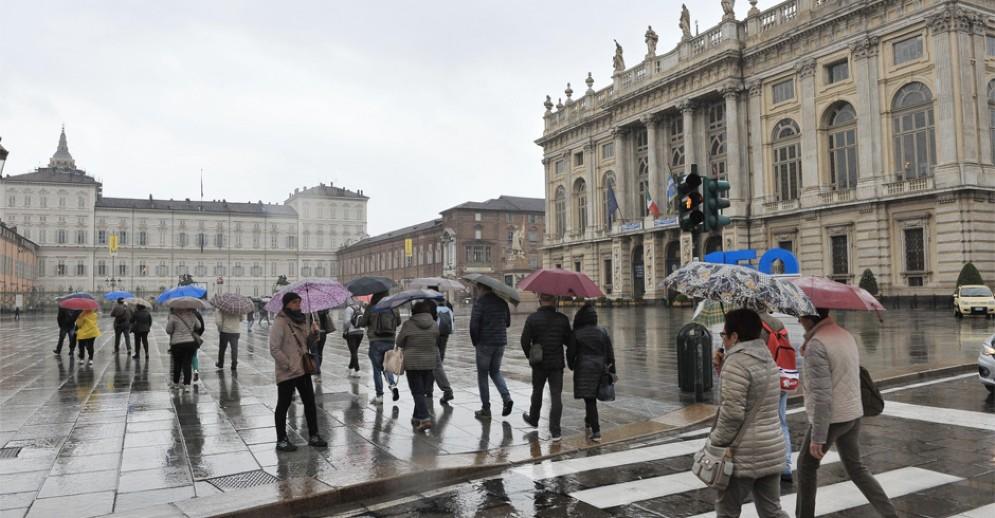 Il meteo delle prossime ore a Torino
