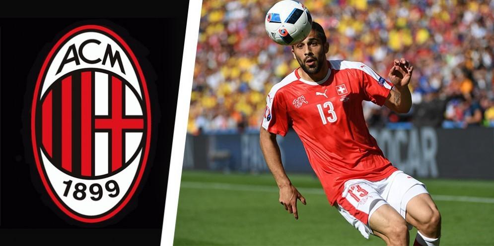 Ricardo Rodriguez, terzino svizzero in procinto di passare al Milan dal Wolfsburg