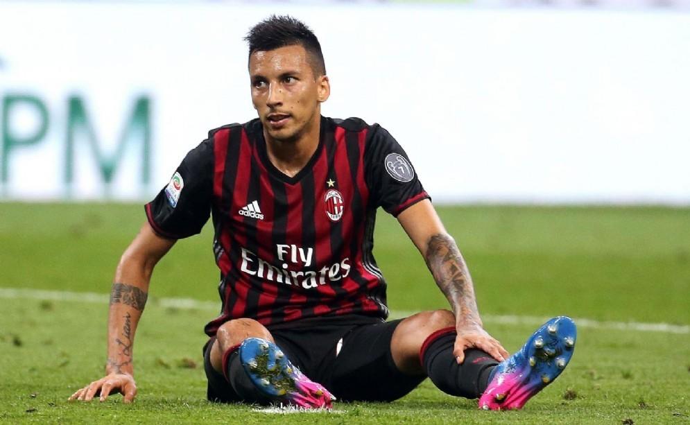 Leonel Vangioni, terzino argentino del Milan