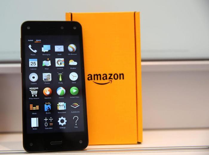 Amazon ci riprova: dopo il flop del Fire ecco lo smartphone Ice