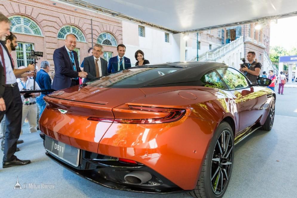 Salone dell'auto di Torino: foto e macchine più belle della prima giornata