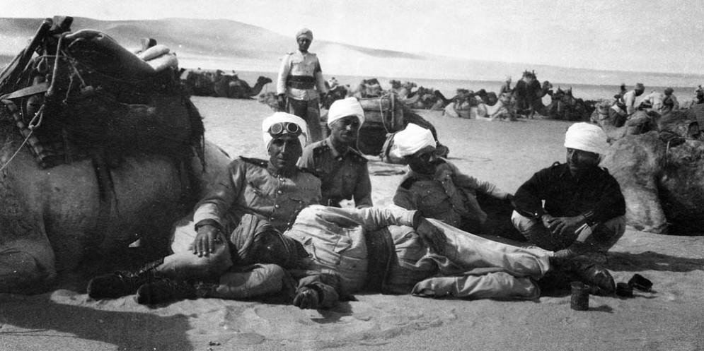 In Libia cent'anni fa: alla Galleria Modotti la mostra
