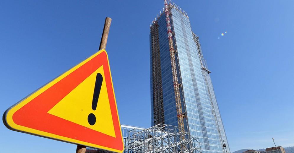 Ripartono i lavori al grattacielo della Regione Piemonte