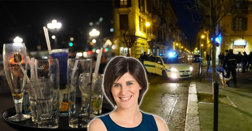 Chiara Appendino ha firmato l'ordinanza che rivoluziona la movida torinese