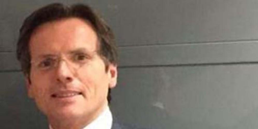 Il Vice Presidente della Banca Popolare di Cividale, dott. Andrea Stedile
