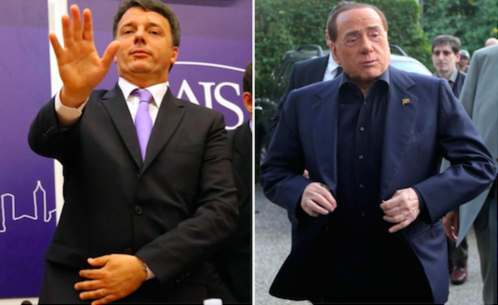 Matteo Renzi e Silvio Berlusconi si sono sentiti dopo la bagarre parlamentare sulla legge elettorale.