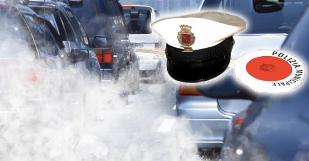 Tra le misure presenti nel protocollo anche la limitazione della circolazione dei veicoli diesel Euro 3
