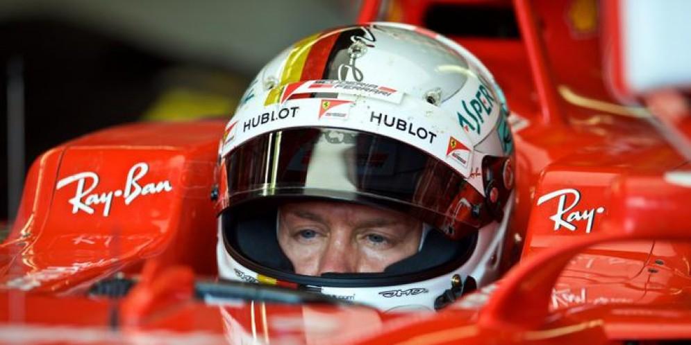 Sebastian Vettel è stato il più veloce nelle terze libere del GP del Canada