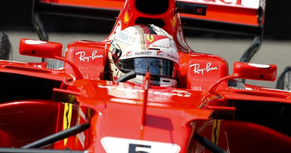 Sebastian Vettel partirà in seconda posizione nel GP del Canada 2017