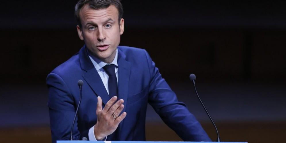 Oggi si vota in Francia per le legislative e il presidente Emmnauel Macron spera oggi di conquistare l'Assemblea nazionale.