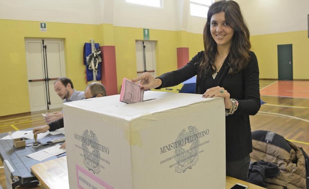 Elezioni comunali e referendum: alle 12 ha votato il 20% circa degli aventi diritto