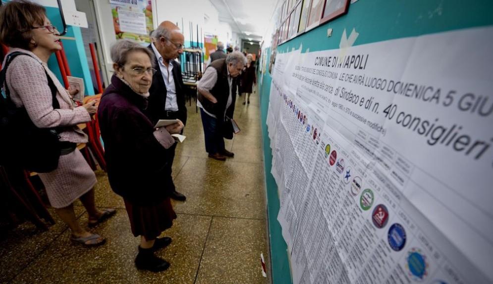 Intorno alle ore 19 l'affluenza alle urne aveva già superato il 42,35%.