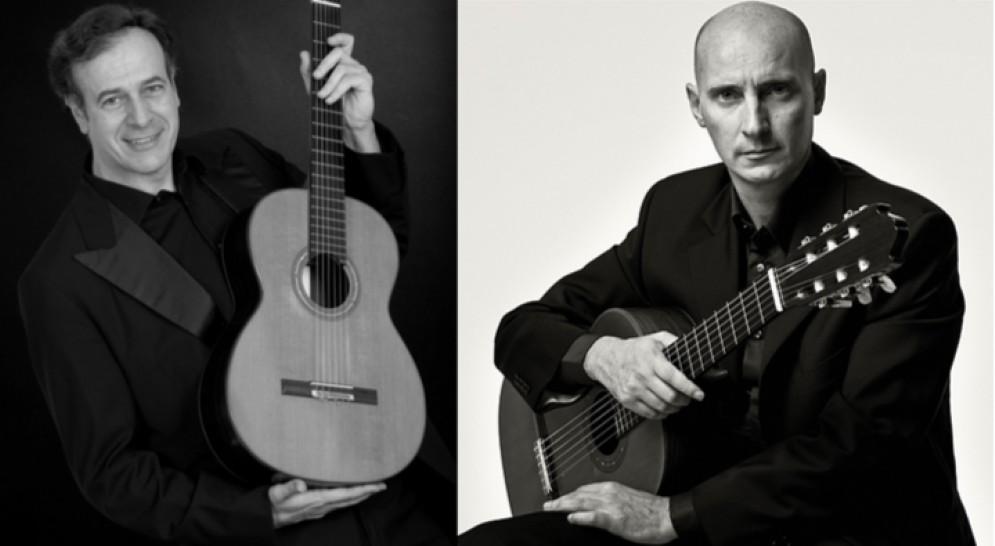 Tartini Guitar Duo: Pier Luigi Corona e Sandro Tortolano